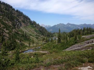 artist's point, Mt. Baker, Washington