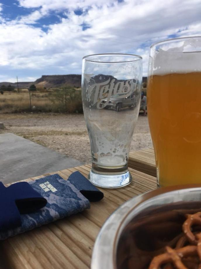 Big Bend Brewing Company, Alpine, Texas