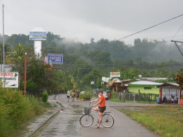 bike, Cahuita, Costa Rica