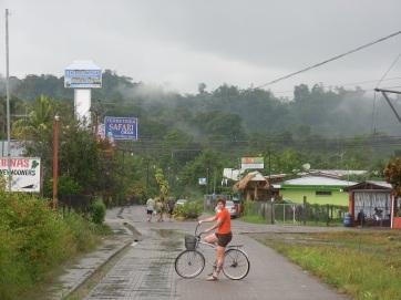 bike, Cahuita, Costa Rica
