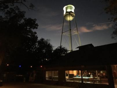 historic Gruene Hall, New Braunfels, Texas