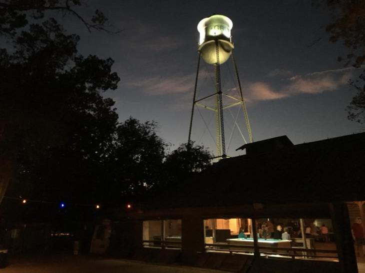 historic Gruene Hall, New Braunfels, Texas