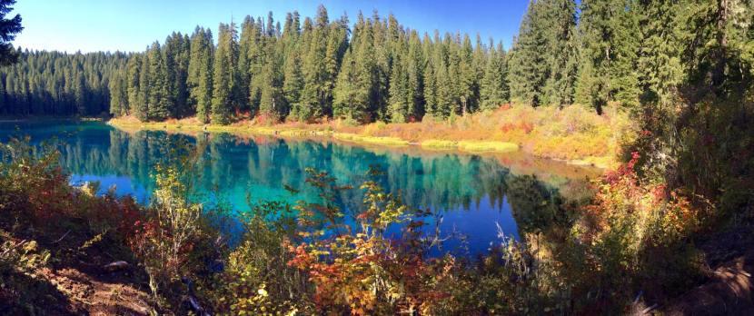 near Redmond, Oregon
