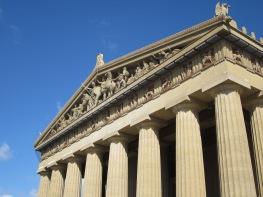 the Parthenon, Nashville, Tennessee
