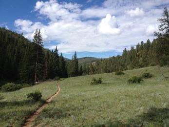 Three Mile Creek, Colorado