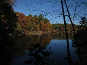 Walden Pond, Massachusetts