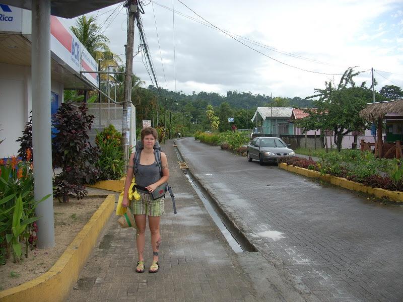 walk, Cahuita, Costa Rica