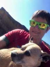 hike with Hops