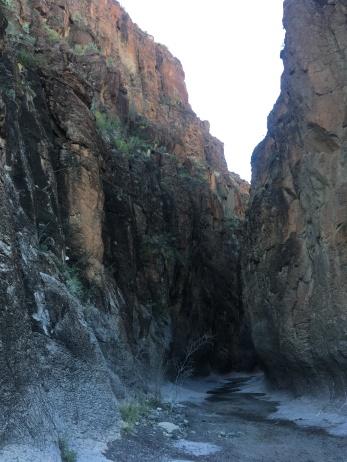 Closed Canyon