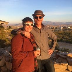with Barrett