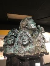 Janis in bronze