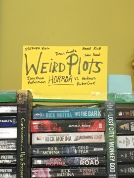 """""""Weird Plots"""""""