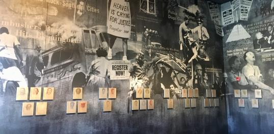 civil rights martyrs, Civil Rights Memorial Center