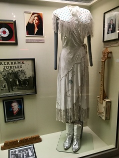 dress worn by Emmylou Harris