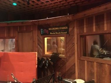where all the magic has happened: Studio A