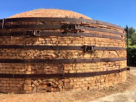lovely brickworks even on the Brick Works