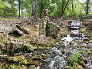 ruins of Constant Mill, since 1761