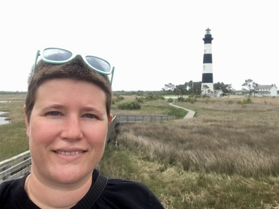 selfie lighthouse