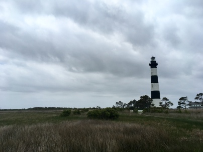 moody lighthouse