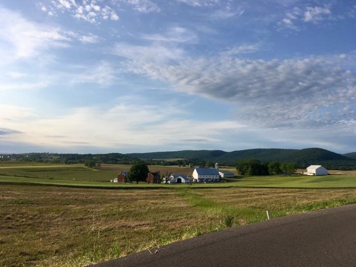 scenes of southern Pennsylvania
