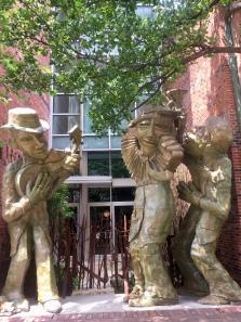"""The Liberty Avenue Musicians,"" by James Simon"