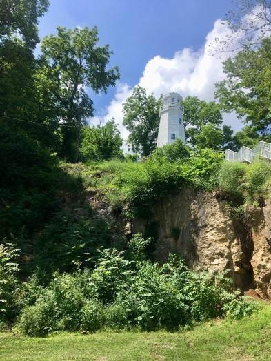 Mark Twain Memorial Lighthouse (purely decorative)