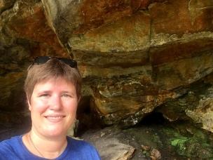 caves at Audra