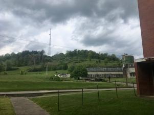 TALA farm area and criminally insane building